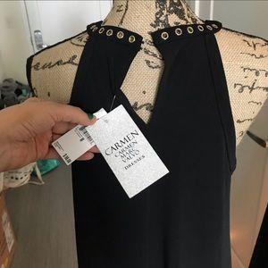 Carmen Marc Valvo Dresses - NEW Carmen Marc Volvo Trapeze Dress